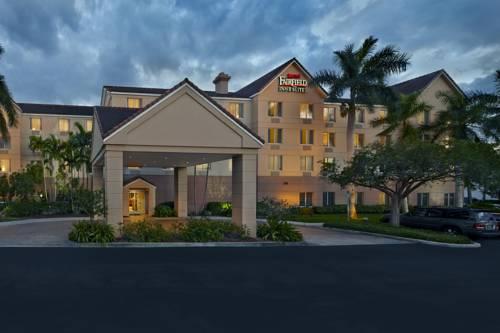 Fairfield Inn & Suites Boca Raton Cover Picture
