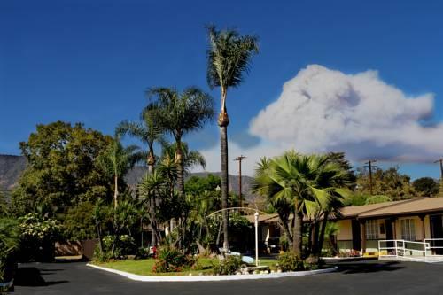 Palm Tropics Motel Cover Picture