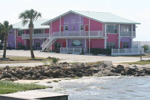 Beach Front Motel Cedar Key Cover Picture