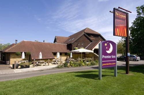 Premier Inn Peterborough - Ferry Meadows Cover Picture