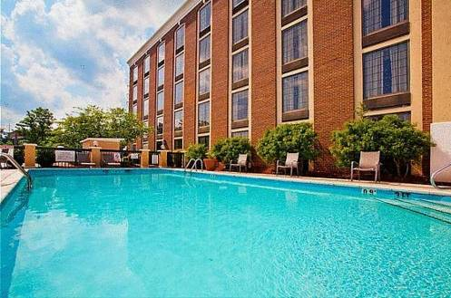 Holiday Inn Express Winston-Salem Downtown West Cover Picture
