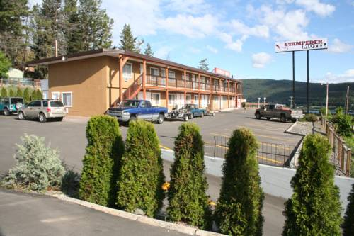 Stampeder Motel Cover Picture