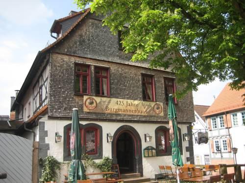 Burgmannenhaus Cover Picture
