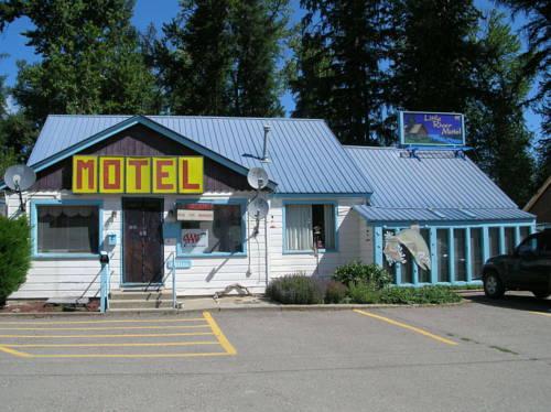 Little River Motel Saint Regis Cover Picture