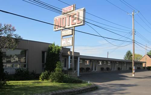 Motel Sainte-Catherine Cover Picture