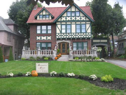 Barrington Manor Bed and Breakfast Cover Picture