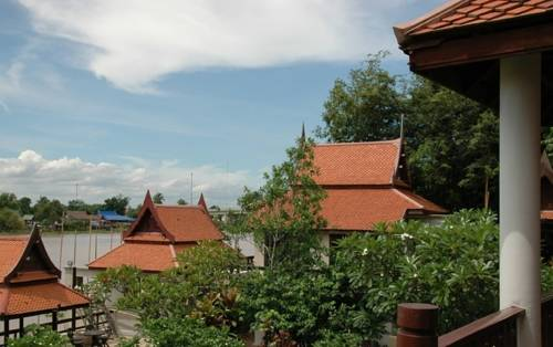 Ayutthaya Garden River Home Cover Picture