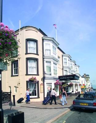 Yelf's Hotel Cover Picture