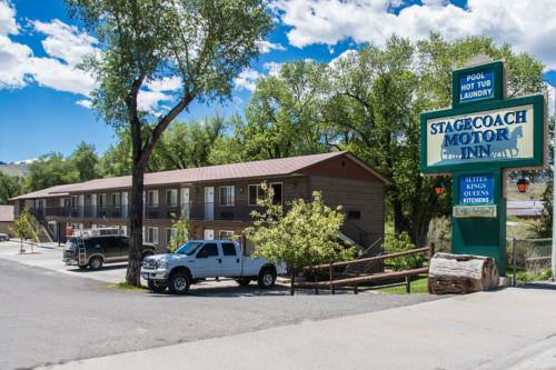 Stagecoach Motor Inn Cover Picture