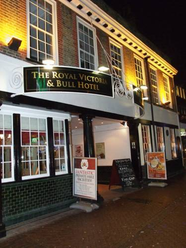 The Royal Victoria And Bull Hotel Cover Picture