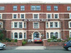 St. Winifreds Hotel Cover Picture