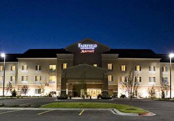 Fairfield Inn & Suites Burley Cover Picture