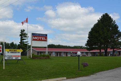Lighthouse Motel Cover Picture