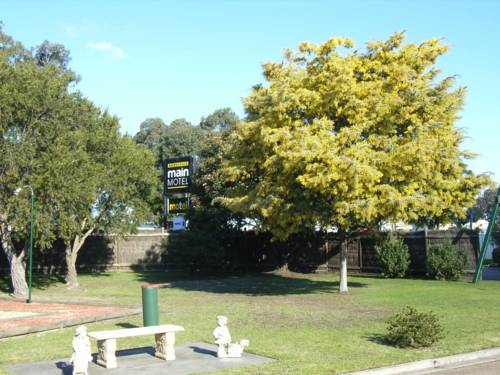 Bairnsdale Main Motel Cover Picture