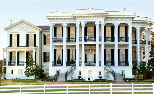 Nottoway Plantation and Resort Cover Picture