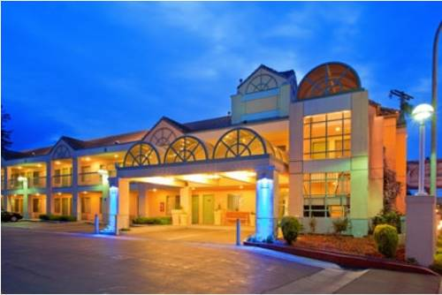 Atherton Park Inn and Suites Cover Picture