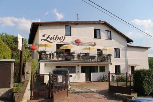 Záboj restaurant Cover Picture