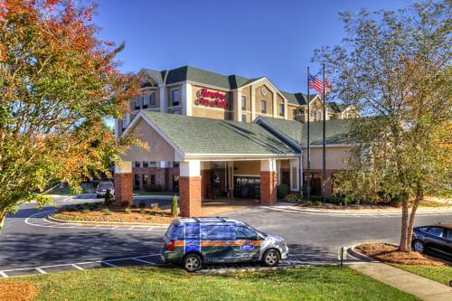 Hampton Inn and Suites Asheville-I-26 Cover Picture