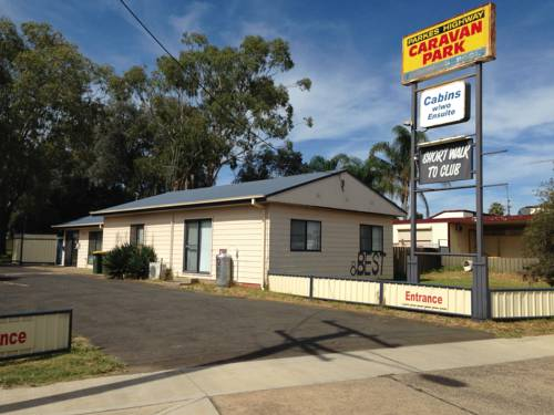 Newell Hwy Motel & Caravan Park Cover Picture