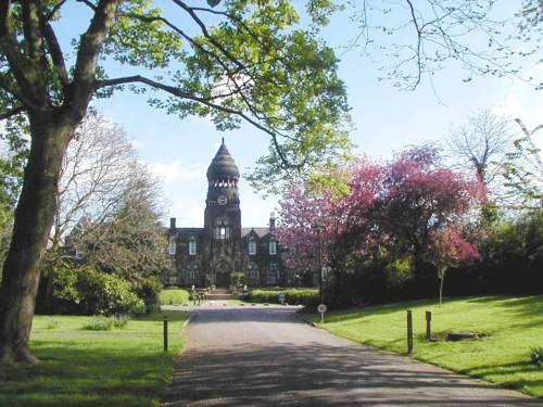 Hinsley Hall Cover Picture