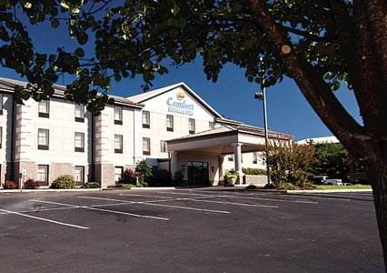 Comfort Inn & Suites Hot Springs Cover Picture