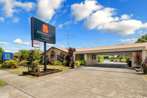 Begonia City Motor Inn Cover Picture
