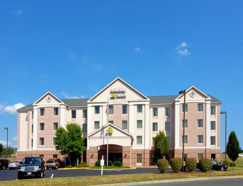 MainStay Suites Airport Cover Picture