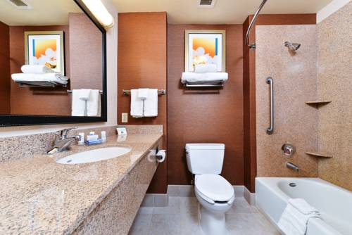 Fairfield Inn and Suites by Marriott Elk Grove Cover Picture