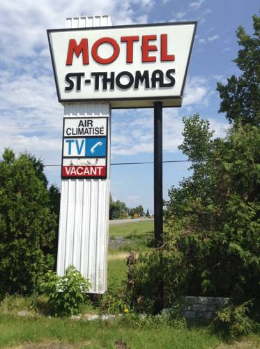 Motel St-Thomas Cover Picture