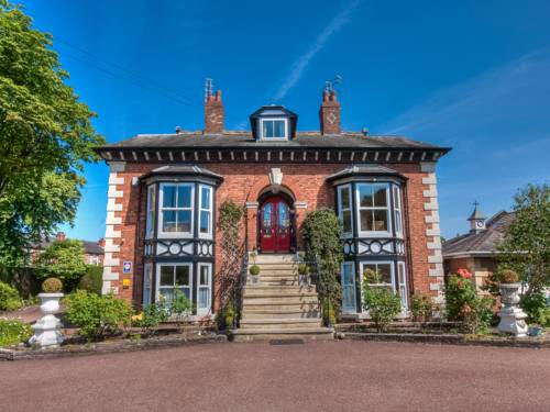 Brooklands Lodge Cover Picture