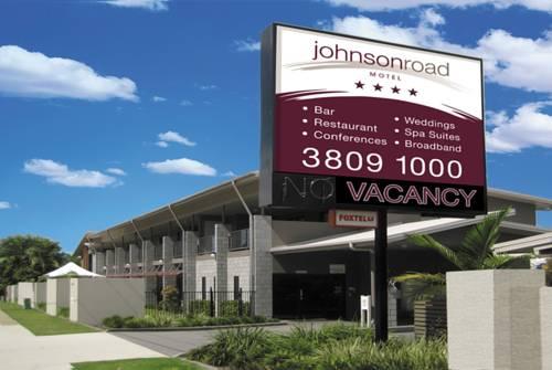 Johnson Road Motel Cover Picture