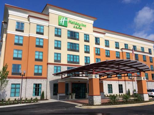 Holiday Inn & Suites Tupelo North Cover Picture