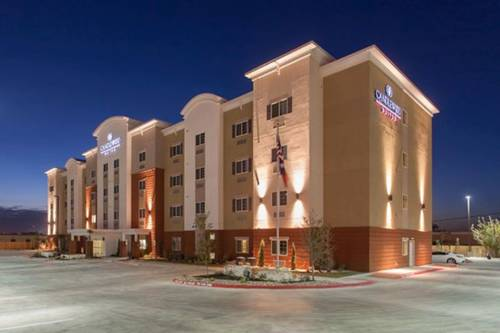 Candlewood Suites San Marcos Cover Picture