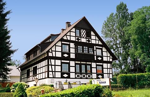 Hotel Garni Schick Cover Picture
