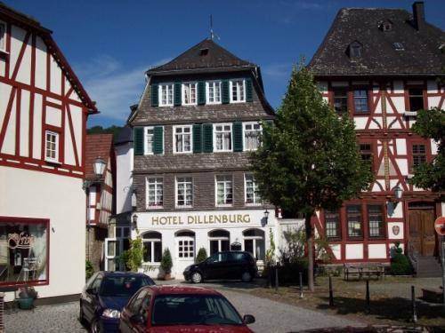Hotel Dillenburg Cover Picture