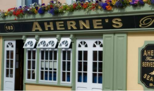 Aherne's Townhouse Hotel and Seafood Restaurant Cover Picture