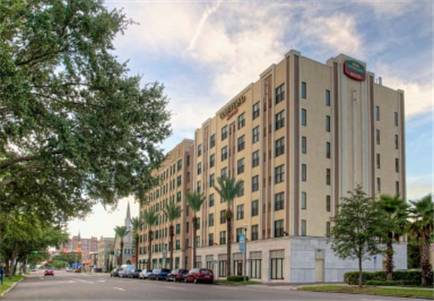 Courtyard by Marriott St. Petersburg Downtown Cover Picture