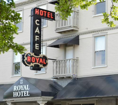 Royal Hotel Cover Picture
