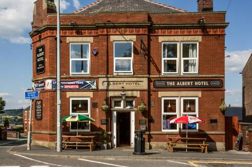 Albert Hotel Disley Cover Picture
