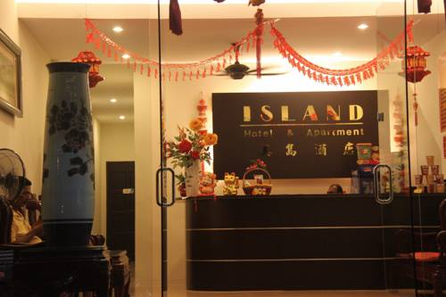 The Island Hotel Cover Picture