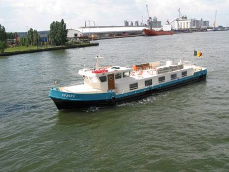 Boat Spring Rivercruise Cover Picture
