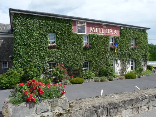 The Mill Bar Cover Picture