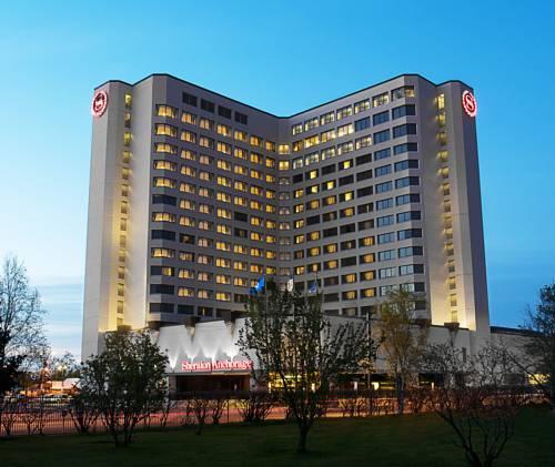 Sheraton Anchorage Hotel Cover Picture