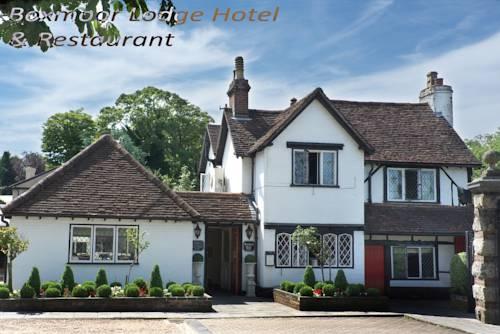 Boxmoor Lodge Hotel Cover Picture