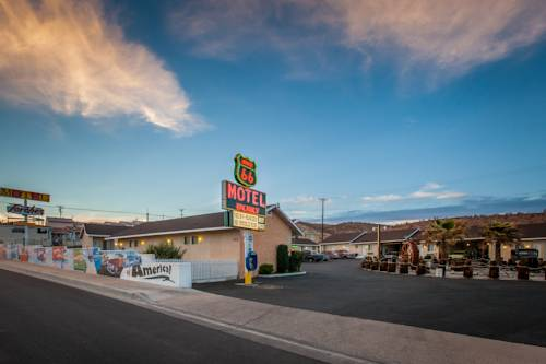 Route 66 Motel Cover Picture