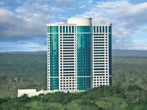 The Fox Tower at Foxwoods Cover Picture