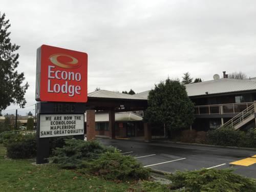 Econo Lodge Maple Ridge Cover Picture