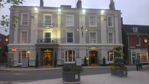 King's Head Hotel Cover Picture