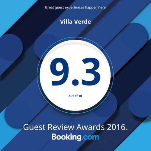Villa Verde Cover Picture