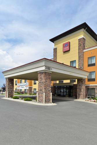 Comfort Suites Airport Helena Cover Picture